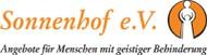Logo der Firma: Sonnenhof e.V.